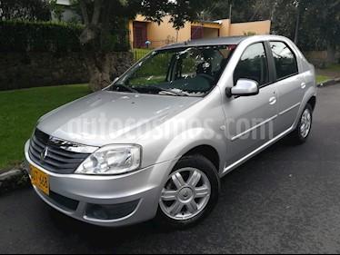 Foto venta Carro Usado Renault Logan 1.6 Dynamique AA Mec 4P (2013) color Plata
