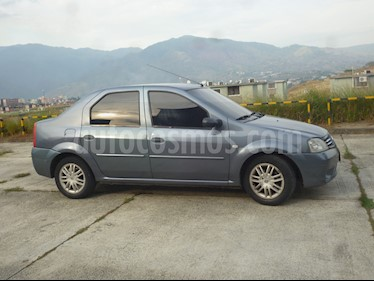 Renault Logan 1.6 E2 Lujo Full Equipo 2009 usado (2009) color Azul precio u$s1.800