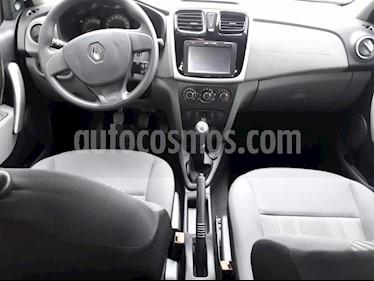 Foto venta Auto usado Renault Logan 1.6 Expresion Pack I (2017) color Gris Claro precio $385.000