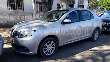 Foto venta Auto usado Renault Logan 1.6 Expression (2014) color Plata