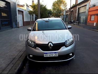 Renault Logan 1.6 Expression usado (2019) color Gris precio $470.000