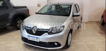 Foto venta Auto usado Renault Logan 1.6 Expression (2018) color Gris Claro precio $630.000