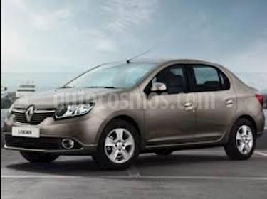Foto venta Auto usado Renault Logan 1.6 Expression (2018) color Gris Claro precio $509.000