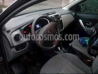Foto venta Auto usado Renault Logan 1.6 Expression (2015) color Negro precio $350.000