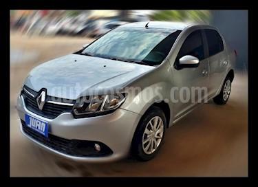 Foto Renault Logan 1.6 Expression usado (2014) color Gris Claro precio $415.000