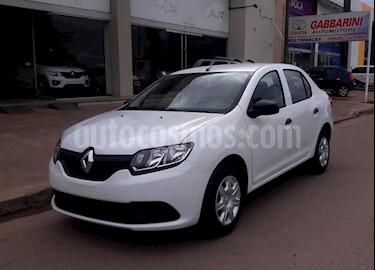 Foto venta Auto usado Renault Logan 1.6 Expression (2019) color Blanco precio $563.000