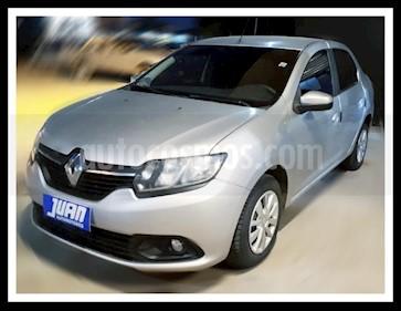 Foto venta Auto usado Renault Logan 1.6 Expression (2014) color Gris Claro precio $320.000