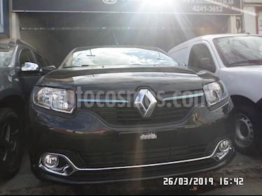 Foto venta Auto usado Renault Logan 1.6 Privilege (2019) color Negro precio $495.000