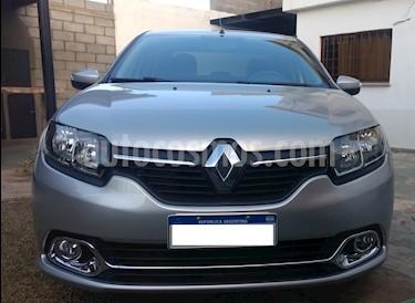Foto venta Auto usado Renault Logan 1.6 Privilege (2017) color Gris Estrella precio $392.000