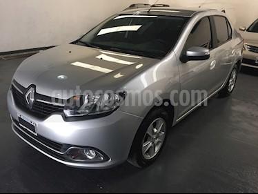 Foto venta Auto usado Renault Logan 1.6 Privilege (2015) color Gris Claro precio $380.000