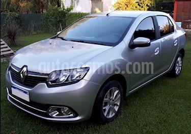 Foto venta Auto usado Renault Logan 1.6 Privilege (2018) color Gris Estrella precio $439.000