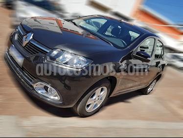 Foto venta Auto usado Renault Logan 1.6 Privilege (2017) color Gris Acero precio $1.111