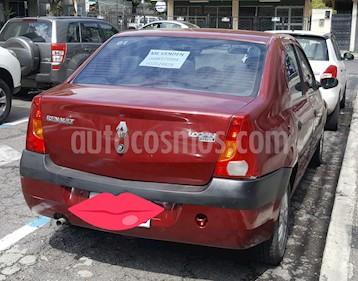Foto venta Auto Usado Renault Logan 1.6L Authentique  (2008) color Rojo Fuego precio u$s8.800