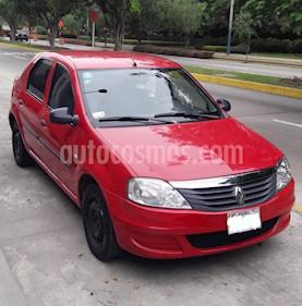 Foto venta Auto usado Renault Logan 1.6L Dynamique (2010) color Rojo precio $5,500