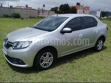 Foto venta Auto usado Renault Logan 1.6L Expresion Pack II (2016) color Gris Claro precio $283.000