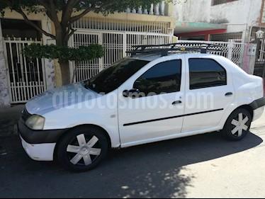 Renault Logan 1.6lt usado (2008) color Blanco precio BoF1.450