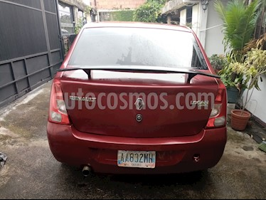 Renault Logan 1.6lt usado (2008) color Rojo precio u$s1.600