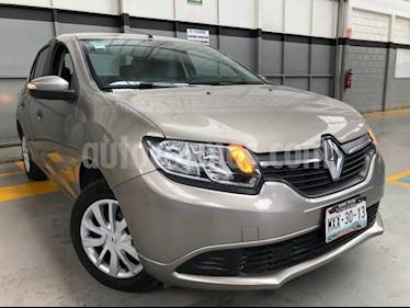 Renault Logan 4P EXPRESSION TM5 VE DEL. R-15 usado (2016) precio $149,000