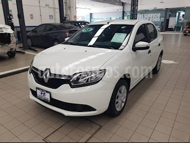 Foto venta Auto usado Renault Logan 4p Zen L4/1.6 Aut (2018) color Blanco precio $169,000