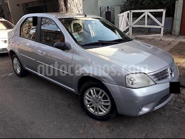Renault Logan 1.5 dCi Luxe usado (2008) color Gris precio $235.000