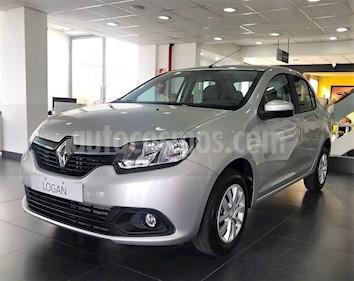 Renault Logan 1.6 Privilege usado (2019) color Gris Claro precio $780.000