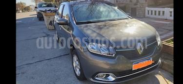 Renault Logan 1.6 Privilege Plus usado (2017) color Gris Estrella precio $665.000