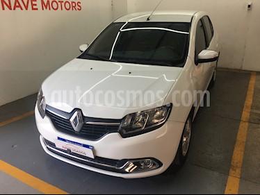 Renault Logan 1.6 Privilege usado (2018) color Blanco precio $698.000