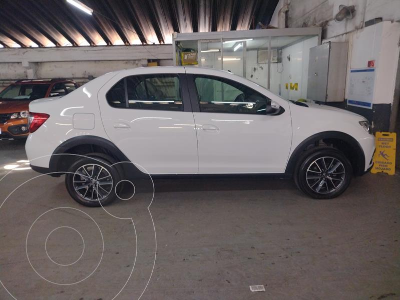 Foto Renault Logan 1.6 Intens CVT usado (2019) color Blanco Glaciar precio $2.200.000