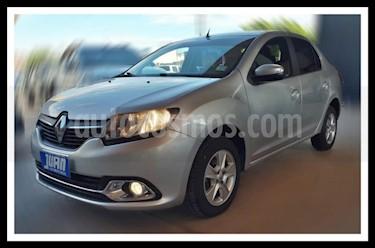 Renault Logan 1.6 Privilege usado (2014) color Gris Claro precio $470.000