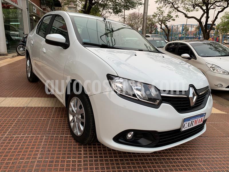 Renault Logan 1.6 Expresion usado (2018) color Blanco precio $809.990