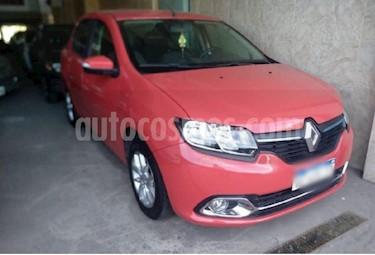 Renault Logan 1.6 Privilege usado (2018) color Rojo Vivo precio $550.000