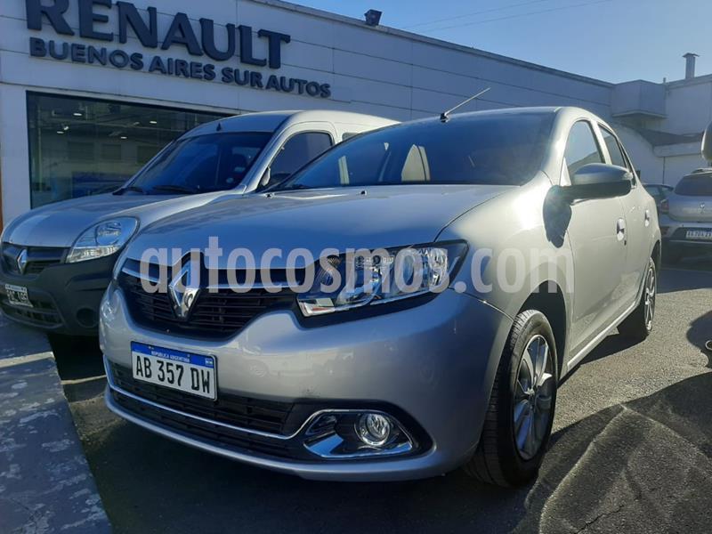 Renault Logan 1.6 Privilege Plus usado (2017) color Gris Claro precio $825.000