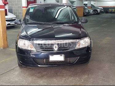 Renault Logan 1.6 Authentique Pack I usado (2012) color Azul precio $485.000