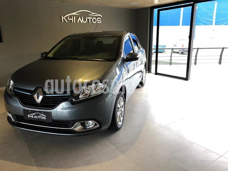 Renault Logan 1.6 Privilege usado (2018) color Negro precio u$s6.364