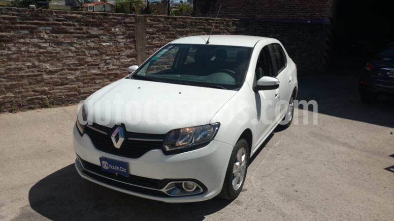 Renault Logan 1.6 Privilege usado (2015) color Blanco precio $550.000