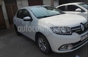 Renault Logan 1.6 Privilege Plus usado (2018) color Blanco precio $660.000