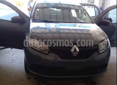 Renault Logan 1.6 Authentique Pack I usado (2014) color Gris precio $285.000