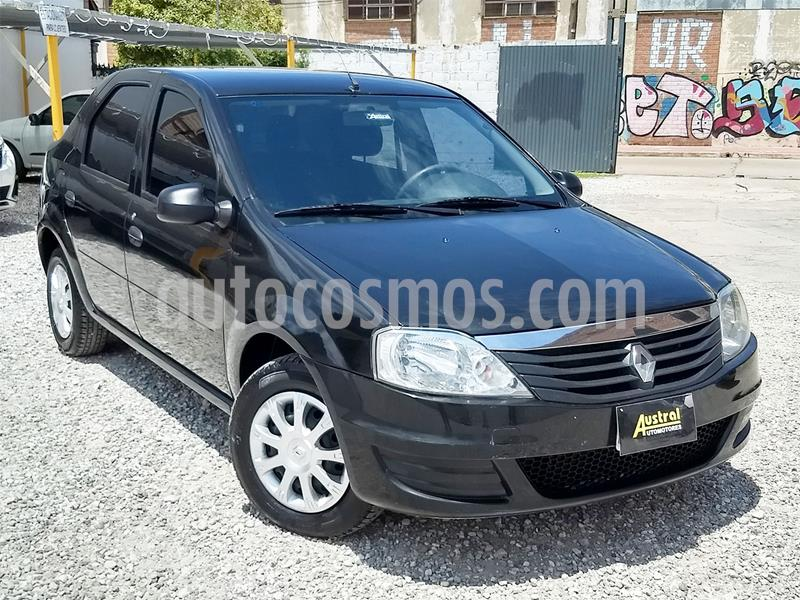 Renault Logan 1.6 Authentique Pack II usado (2011) color Negro Nacre precio $270.000