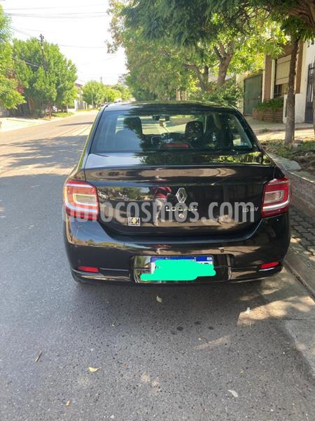 Renault Logan 1.6 Privilege Plus usado (2019) color Negro Nacre precio $1.100.000