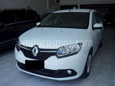 Renault Logan - usado (2017) color Blanco precio $549.900