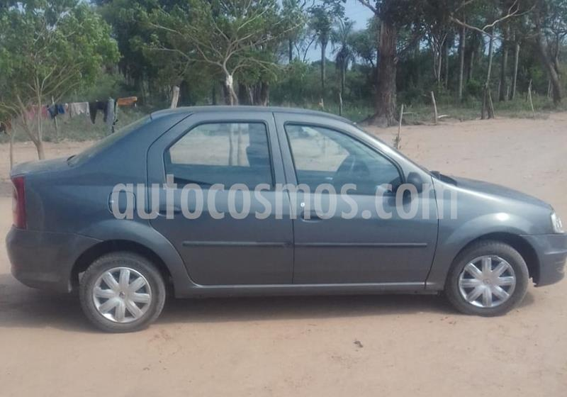 Renault Logan 1.6 Authentique Pack I usado (2013) color Celeste precio $550.000