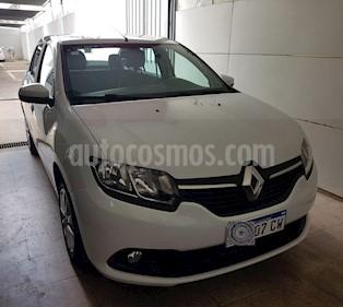 Renault Logan 1.6 Expression usado (2016) color Blanco precio $480.000