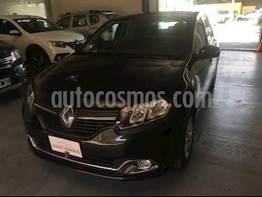 Renault Logan 1.6 Privilege Plus usado (2016) color Negro precio $580.000
