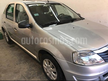 Renault Logan 1.6 Authentique Pack I usado (2012) color Gris precio $230.000