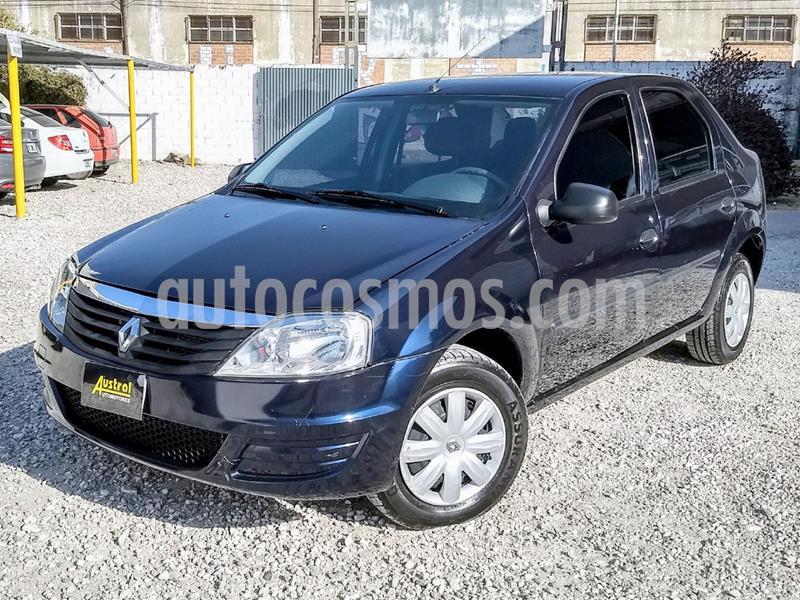 Renault Logan 1.6 Authentique usado (2013) color Azul precio $280.000