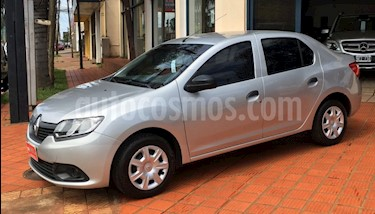 Foto venta Auto Usado Renault Logan Authentique Plus (2015) color Gris precio $285.000
