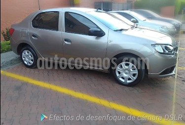 Renault Logan Authentique usado (2018) color Beige precio $28.990.000