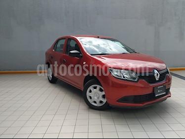 Foto venta Auto usado Renault Logan Authentique (2016) color Rojo precio $153,000