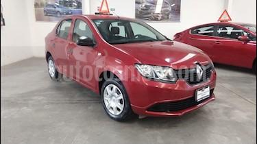 Foto venta Auto usado Renault Logan Authentique (2016) color Rojo Vivo precio $130,000