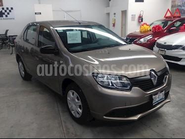 Foto venta Auto usado Renault Logan Authentique (2018) color Bronce precio $130,000